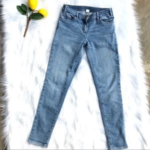 🍋Crewcuts Girls' runaround jean in denim wash